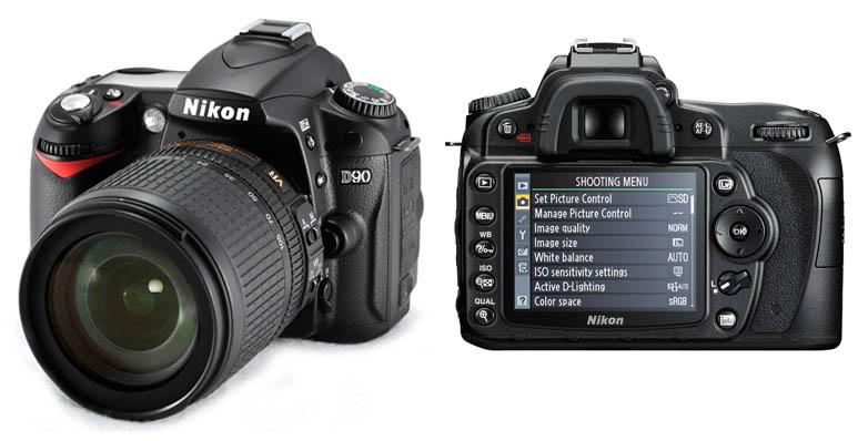 Nikon D90 | Fotografia Dicas
