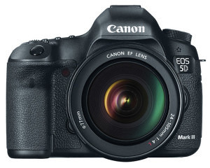 Canon 5D Mark III - Câmera Profissional - Fotografia Dicas