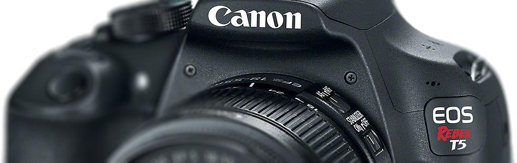 Canon T5 - Fotografia Dicas