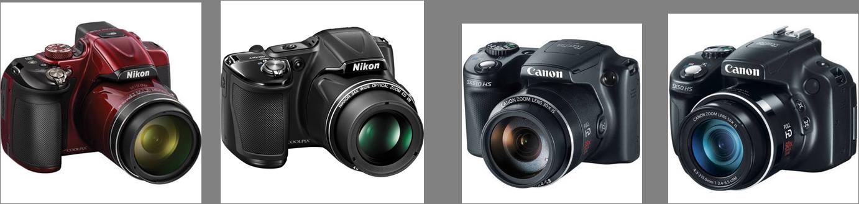 Qual é a melhor câmera super zoom vf - Fotografia Dicas