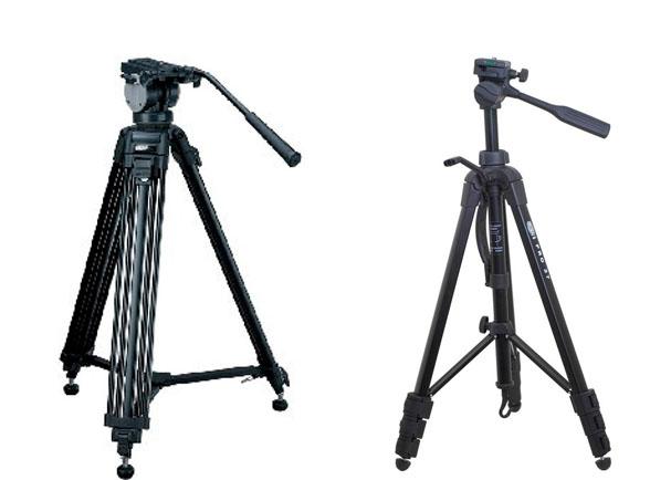 Tripé para máquina fotográfica | Fotografia Dicas