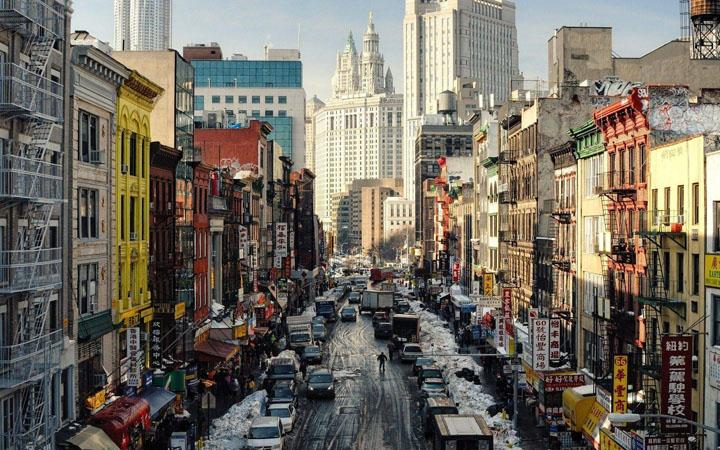 Chinatown em Nova York - Cidades do Mundo | Fotografia Dicas
