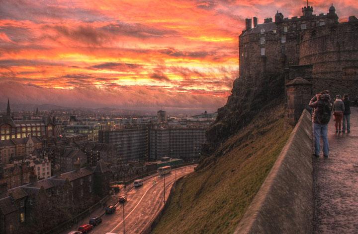 Edimburgo, Escócia - Cidades do Mundo | Fotografia Dicas