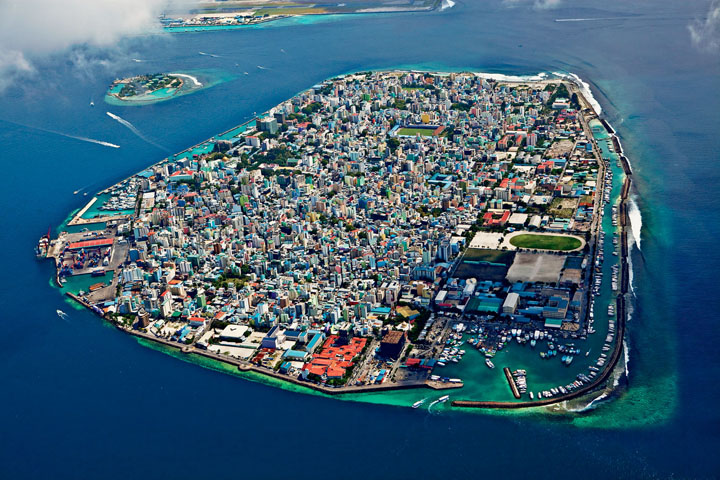 Malé, Ilhas Maldivas
