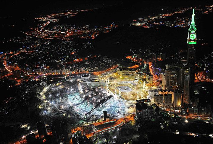 Mecca, Arábia Saudita