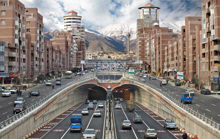 Teerã, Irã. Fotografia Dicas