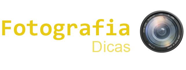 Fotografia Dicas - Logo
