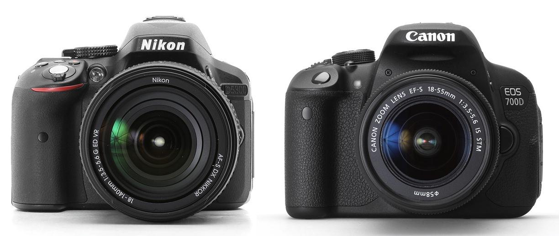 Nikon D5300 x Canon T5i - Fotografia Dicas