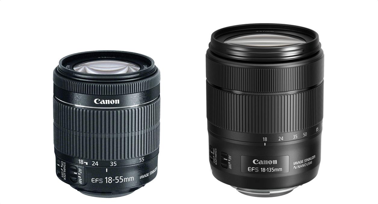 36ce0c112 Qual lente do kit comprar? | Fotografia Dicas