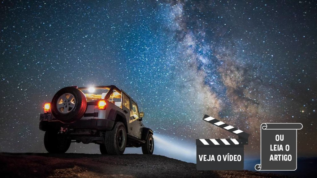 Como Fotografar As Estrelas fd- Fotografia Dicas