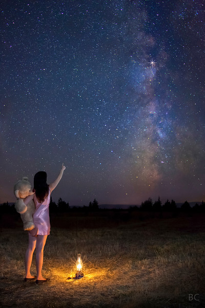 Como Fotografar estrelas - Fotografia Dicas