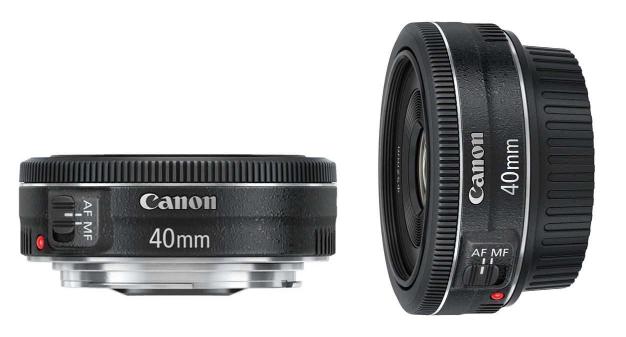 ea8a0a702 Lente Canon 40mm STM | Fotografia Dicas