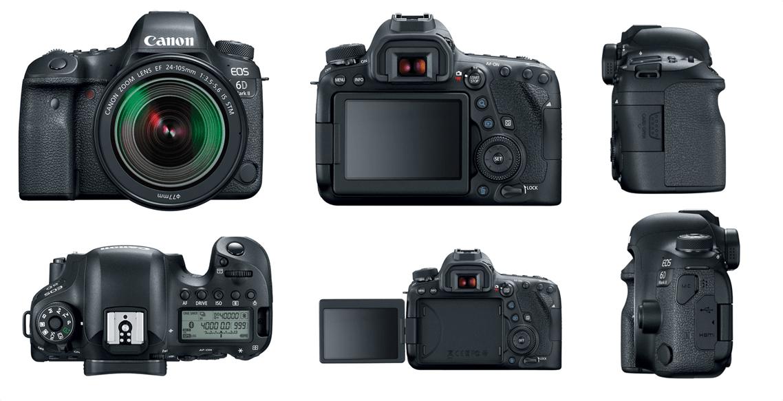 Canon 6D Mark II (Full Frame) | Fotografia Dicas